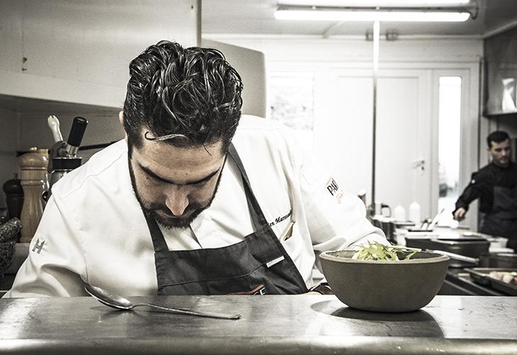 Restaurant Partage - Chef en cuisine