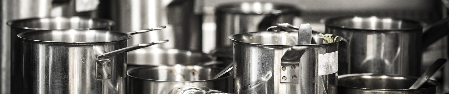 Restaurant Partage - En cuisine